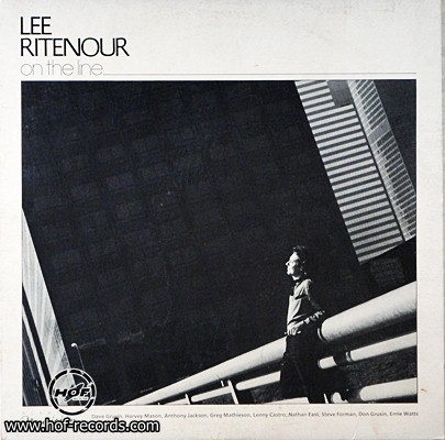 Lee Ritnour - On the Line 1 LP