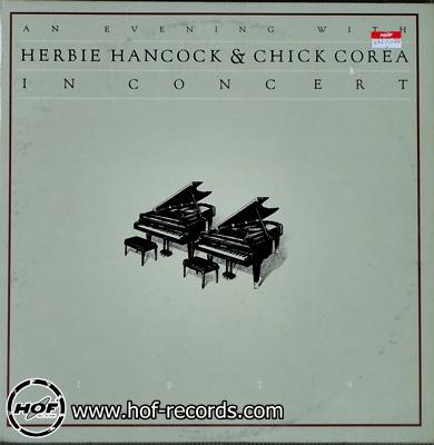 Herbie Hancock & Chick Corea - in concert 2lp