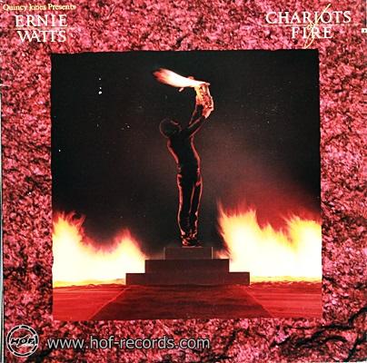 Ernie Watts - Chariots Of Fire 1982 1lp