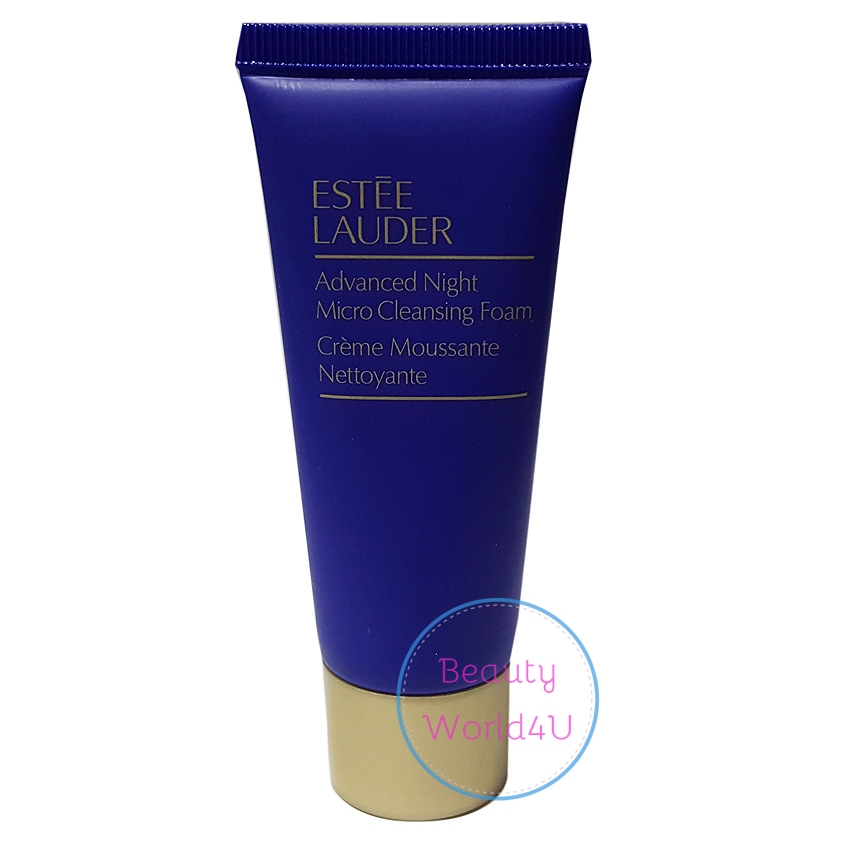 Estee Lauder Advanced Night Micro Cleansing Foam ขนาดทดลอง 30 ml.