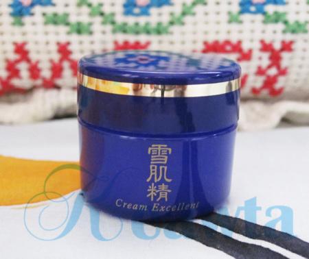 ขายส่ง KOSE SEKKISEI Cream Excellent 15ml. (ขนาดทดลอง) X 5 กระปุก