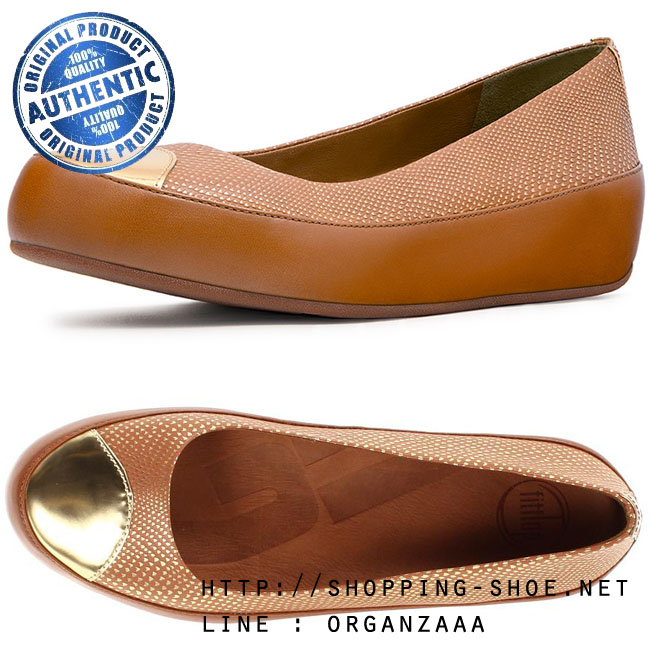 fitflop due oro tan