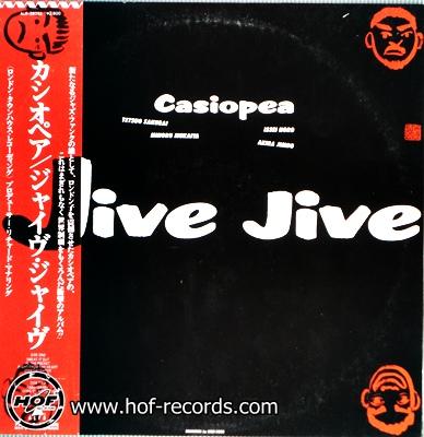 Casiopea - Live Live 1LP