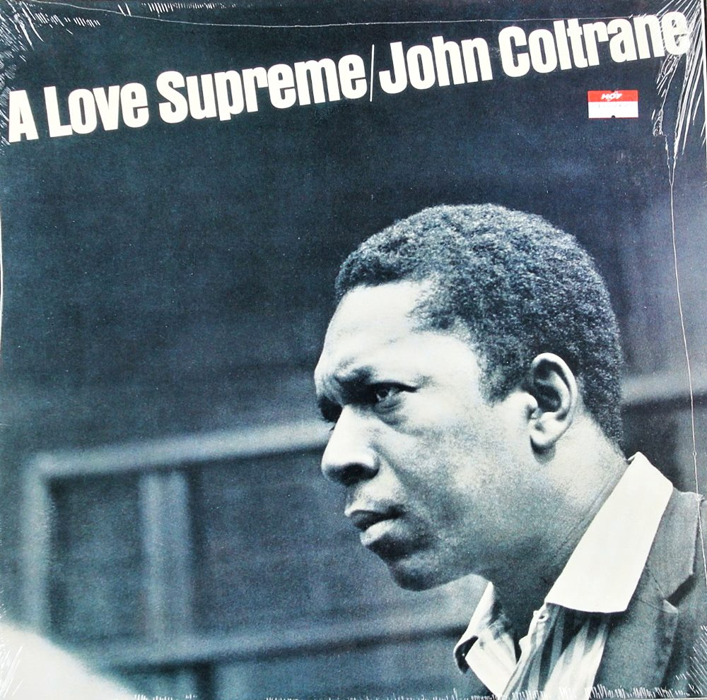John Coltrane - A Love Supreme 1lp NEW