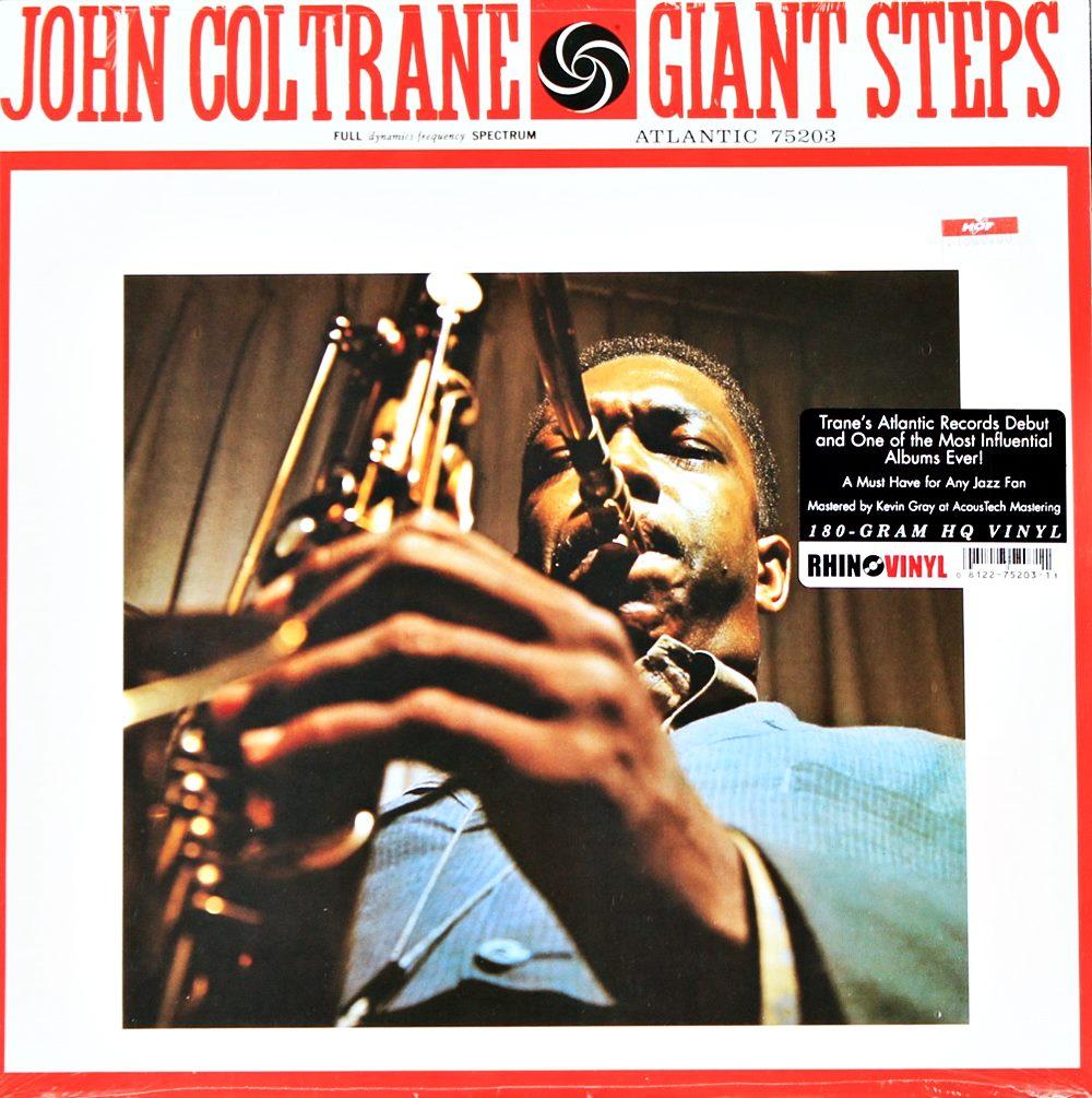 John Coltrane - Giant Steps 1lp NEW