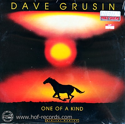 Dave Grusin - One Of A Kind 1lp