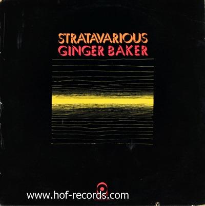 Ginger Baker - Stratavarious 1972