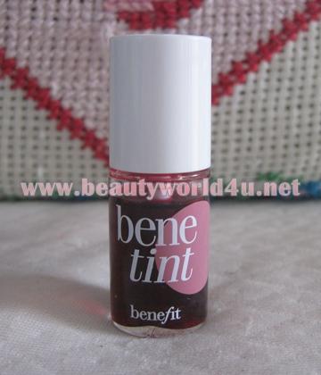 Benefit benetint 4 ml. (ขนาดทดลอง)