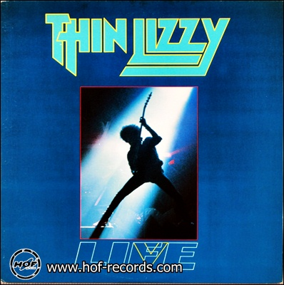 Thin Lizzy - Live 1983 2lp