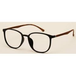 หลากสีแว่นเบา!! แว่นตาแฟชั่น ผู้หญิง ผู้ชาย แบบขาต่อเงิน สี ลายไม้ ดำเงา ดำด้าน ม่วง