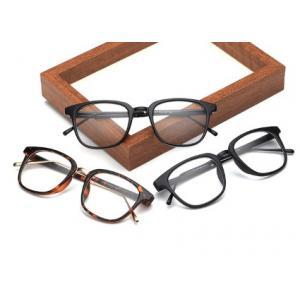 กรอบแว่นตาแฟชั่น เรโทรกรอบ PL สลิม superthin (ดำเงิน ดำล้วน ชา)