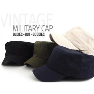 หมวกทหาร หมวกแก๊ป สไตล์เกาหลี สีล้วน (ดำ น้ำเงิน เขียว ครีม น้ำตาล)