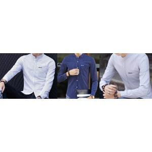 3สีจองราคาพิเศษ!!เสื้อเชิ้ตคอจีนแขนยาว แฟชั่นลายทาง Size No.36 38 40 42 * สี ขาว เทา น้ำเงิน