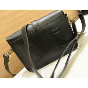 กระเป๋าสะพายข้าง คาดเอว ใส่มือถือ mini หน้าจอใหญ่ เนื้อPU สีดำ