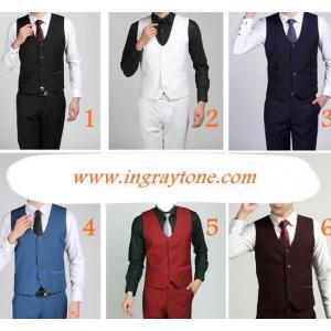 หลากสีใหม่ กากี+เสื้อกั๊กตัวเล็กพิเศษ แฟชั่น โค้งอก Size No.34 36 38 40 42 43 สี 1-10