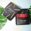 Sivanna Colors Lip Liner ลิปไลเนอร์ พาเลทดินสอเขียนขอบปาก เนื้อแมท (12แท่ง) ราคาปลีก 170 บาท / ราคาส่ง 136 บาท