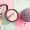 แป้งฝุ่นจีน่าแกลม Gina Glam Mineral Velvet Matte Stay Makeup Finish Powder G39 ราคาปลีก 100 บาท / ราคาส่ง 80 บาท