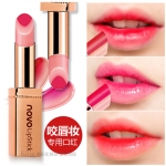 Novo Double color Bite Lips Lipstick ลิปติ๊นท์+ลิปบาล์ม ในแท่งเดียว ราคาปลีก 100 บาท / ราคาส่ง 80 บาท