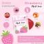 Strawberry Mask Soap by sumanee สบู่มาร์คสตรอ ราคาปลีก 40 บาท / ราคาส่ง 32 บาท thumbnail 4