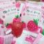Strawberry Mask Soap by sumanee สบู่มาร์คสตรอ ราคาปลีก 40 บาท / ราคาส่ง 32 บาท thumbnail 7