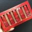 Mac amplified creme lipstick ลิปแมคเนื้อครีม กล่องแดง เซต 5 แท่ง (มิลเลอร์) ราคาปลีก 200 บาท / ราคาส่ง 160 บาท thumbnail 1