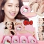 แป้งพัฟคิตตี้ Hello Kitty Pressed Powder ราคาปลีก 50 บาท / ราคาส่ง 40 บาท thumbnail 4