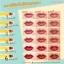 Meilinda Mini Lip Topping มินิลิปสติก 6 เฉดสี ราคาปลีก 65 บาท / ราคาส่ง 52 บาท thumbnail 2