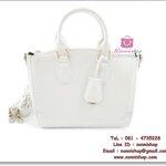 กระเป๋าแฟชั่นพร้อมส่ง รหัส QB-1303 Style Lyn_Polly ขนาด 10 นิ้วสวยค่ะ