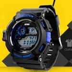 นาฬิกาข้อมือผู้ชาย Skmei รุ่น Shock S1